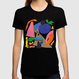 Abstract morning T-shirt