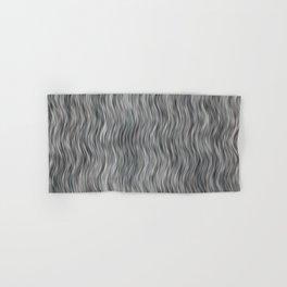 Abstract Streaks Pattern Hand & Bath Towel