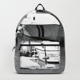 Boats BW Backpack