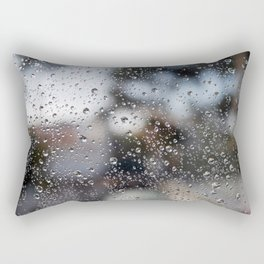 Droplets Rectangular Pillow