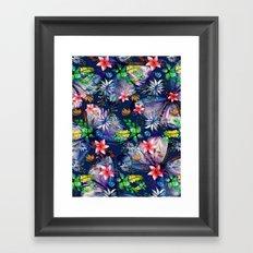My Tropical Garden 11 Framed Art Print