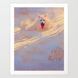 Remy Art Print