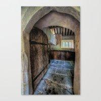 pagan Canvas Prints featuring Pagan Church by Adrian Evans