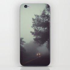 headlight iPhone & iPod Skin