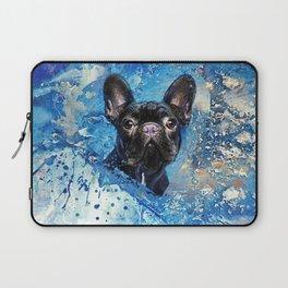 French Bulldog -Frenchie Dog Laptop Sleeve
