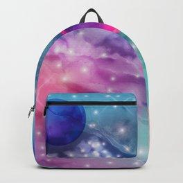 Vaporwave Pastel Space Mood Backpack