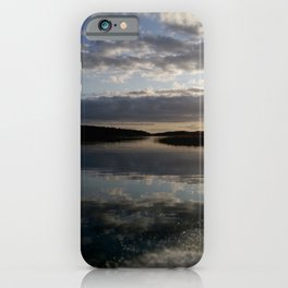 August morning in archipelago 2 iPhone Case