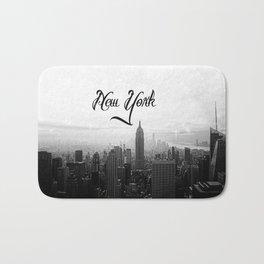 New York sk Bath Mat
