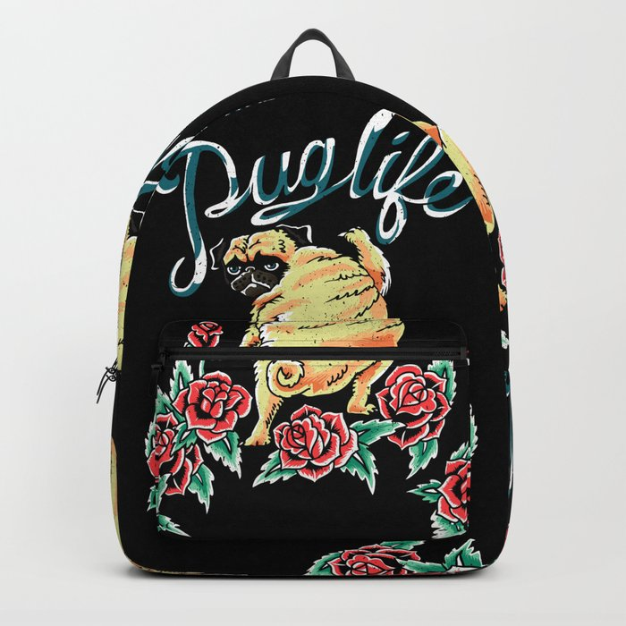 Puglife Tattoo Backpack