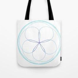 Venus Mandala Tote Bag