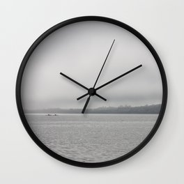 Broughty Ferry River Tay 1 Wall Clock