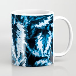 Flora exotica - midnight Coffee Mug