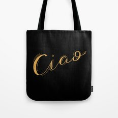 Ciao Handlettering Tote Bag
