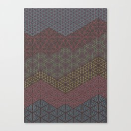 Equilateral Canvas Print