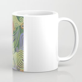 Zenyatta Mandala-Jungly Coffee Mug