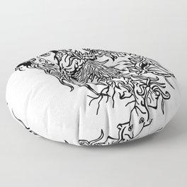 Melancholic Floor Pillow