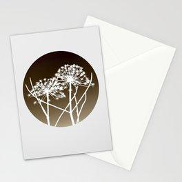 Cow parsnip - Tromso palm Stationery Cards
