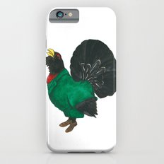 Capercaillie in suit Slim Case iPhone 6s