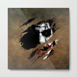Clown 07 Metal Print