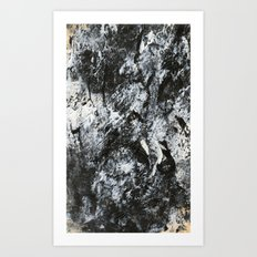 Thoughtscape 43 Art Print