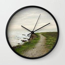 California Coast Trail Wall Clock