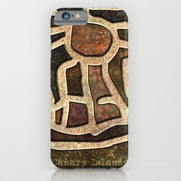 Ancestry Map iPhone Case