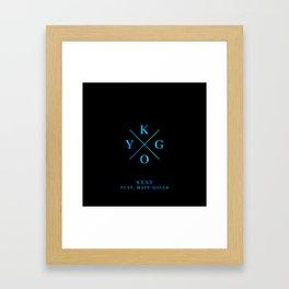 Kygo Stay Framed Art Print