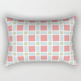 plaid (5) Rectangular Pillow