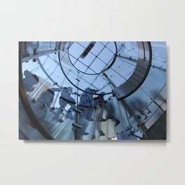 Entrance to The Fourth Dimension II Metal Print