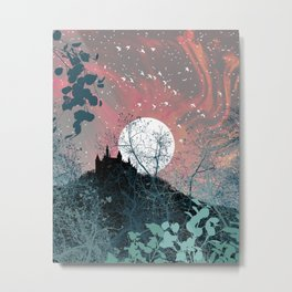 Magic castle 02 Metal Print