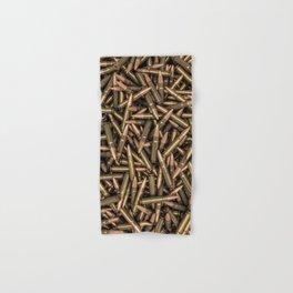 Rifle bullets Hand & Bath Towel