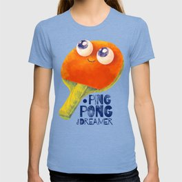 Ping-pong dreamer T-shirt