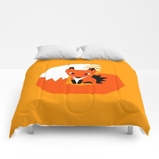 Red Fox Comforters