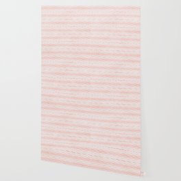 Lace on Pink Wallpaper