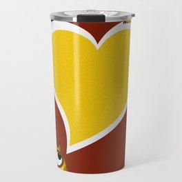 Hoo? Me? Travel Mug