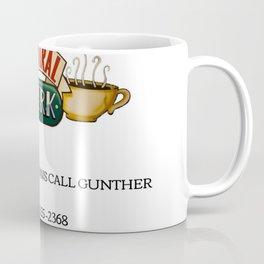 Gunther - Friends Coffee Mug
