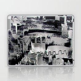 Improbable town Laptop & iPad Skin