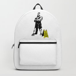 Every day heroes - Mop Champion Backpack