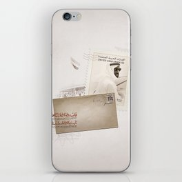 The Message, Gallery One iPhone Skin