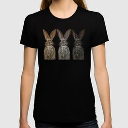 Triple Bunnies T-shirt