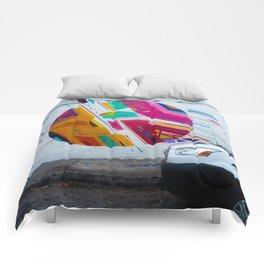 WhiteVan Comforters