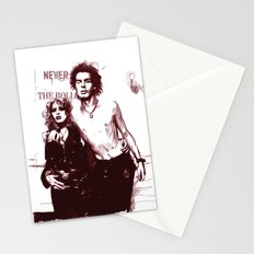 Sid and Nancy Stationery Cards