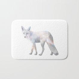 Space Fox Bath Mat