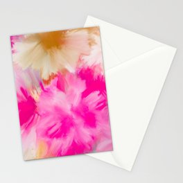 Flowers for my Love Stationery Cards