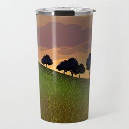 Landscape summer Travel Mug