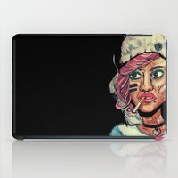 tank girl iPad Cases featuring Tank Girl by N3RDS+INK