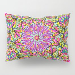 PinWheel 5 Pillow Sham
