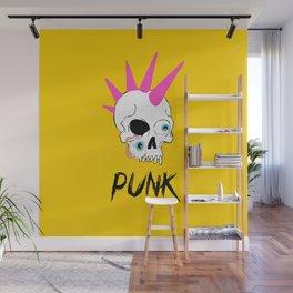 Punk Rock Wall Mural