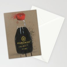 Diddie Doodle the Soy Sauce Stationery Cards