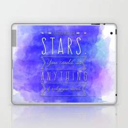 Rattle The Stars Laptop & iPad Skin